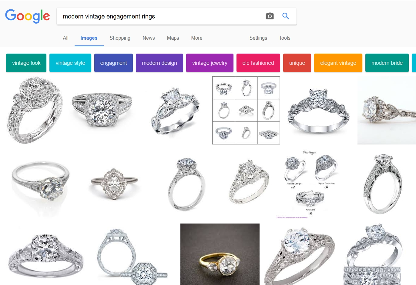 edwardian unique engagement for rings gold women filigree wedding of ring size diamond settings modern large vintage