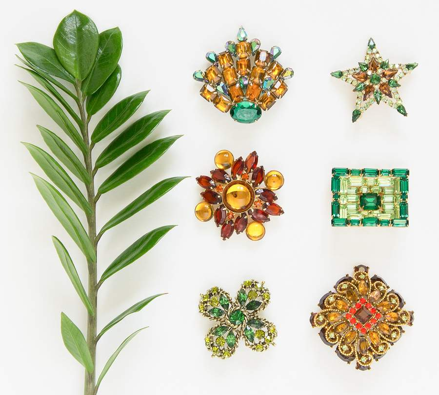 A List of the Most Valuable Vintage Brooches - How to Buy
