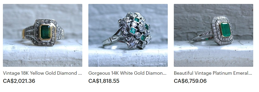 Emerald Wedding Anniversary Gifts: A Traditional Anniversary Gift