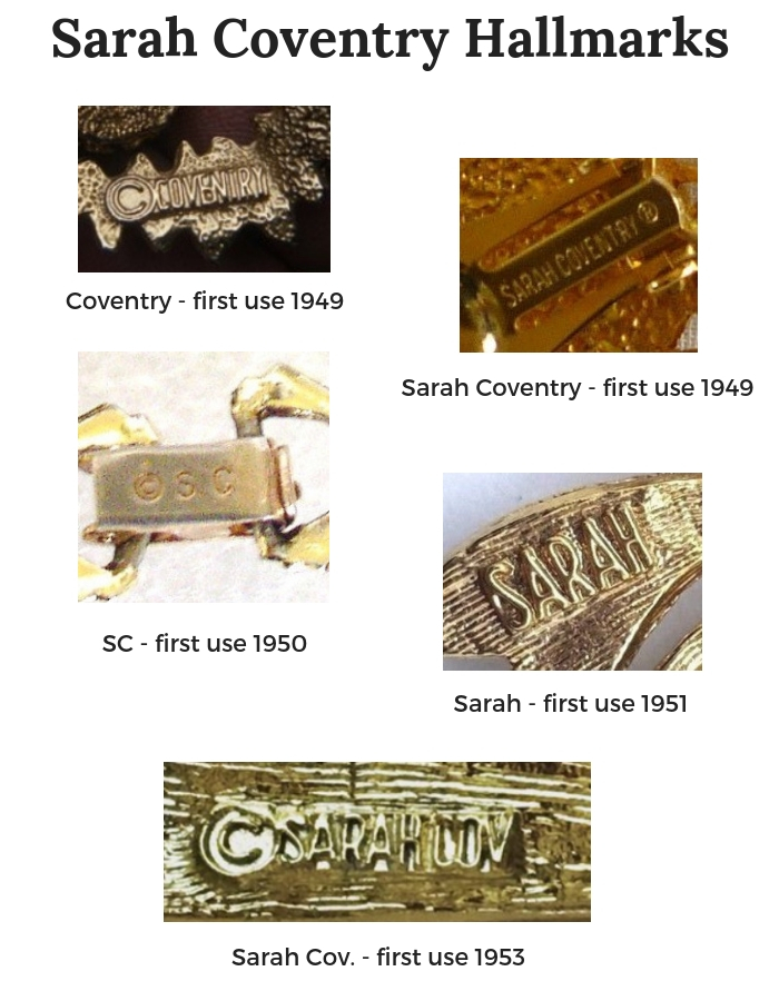 Sarah Coventry Vintage Costume Jewelry Buying Guide - How to Buy