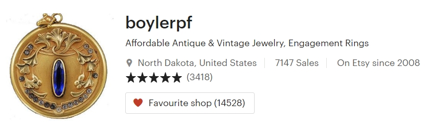 The Best Vintage Jewelry Shops on Etsy - How to Buy Vintage