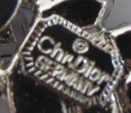 Christian Dior 1960 marking