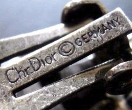 Christian Dior marking
