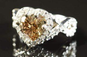 how to buy brown diamonds